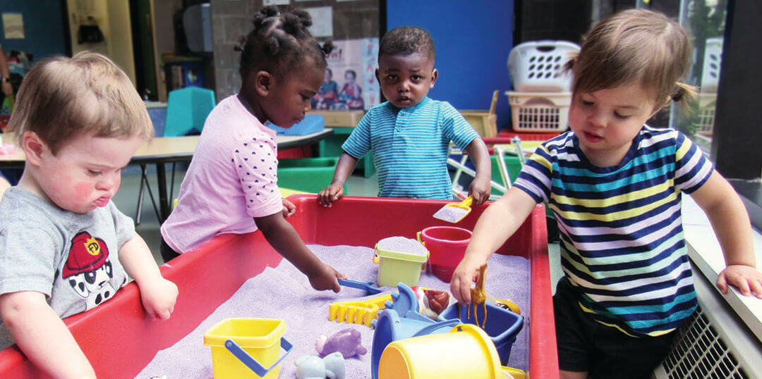 St. Francis Children's Center is the Perfect Place for Your Child